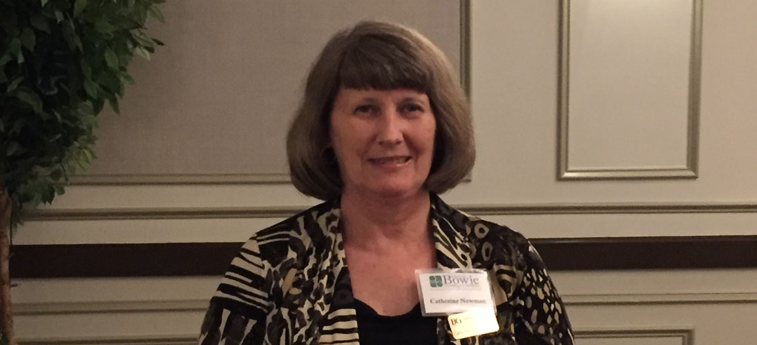 Congratulations to Catherine Newman, CPA