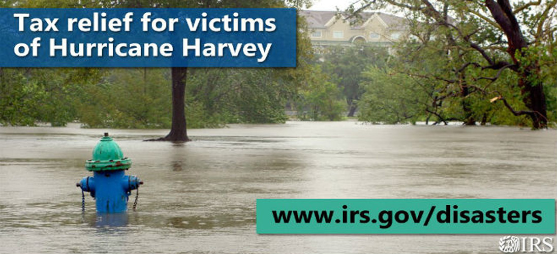 Hurricane Harvey Tax Relief