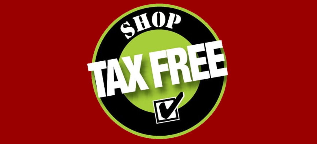 MD Sales Tax-Free Shopping Week 2018